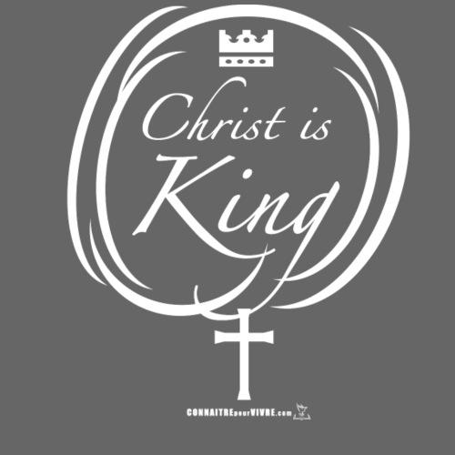 Chris is King - T-shirt premium pour hommes