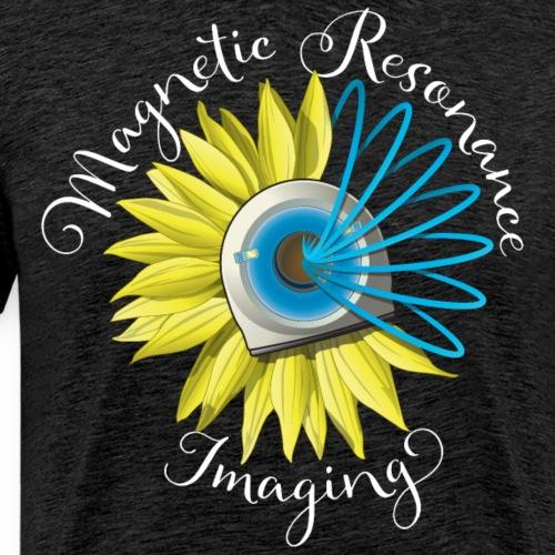 MRI Magnetic Resonance Imaging - Men's Premium T-Shirt