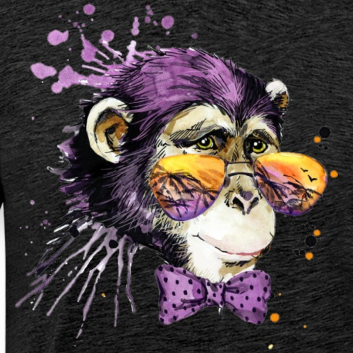 Cool Monkey - Men's Premium T-Shirt