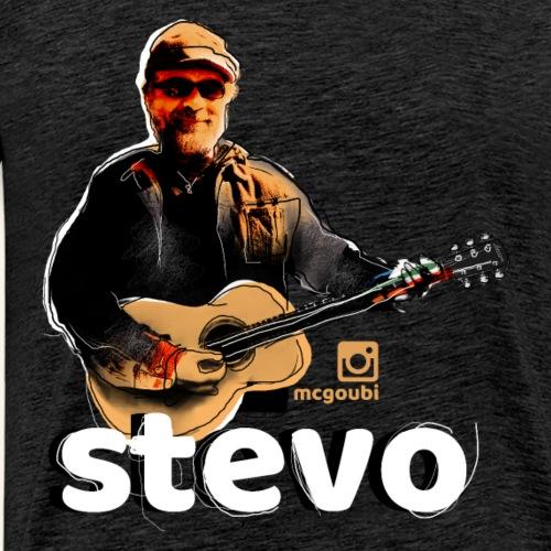 Stevo - Men's Premium T-Shirt