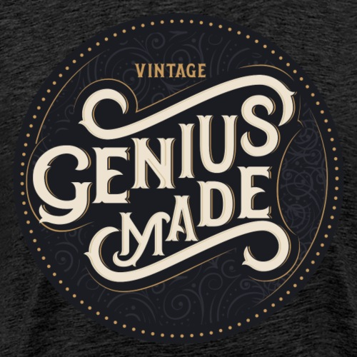 Vintage G - Men's Premium T-Shirt