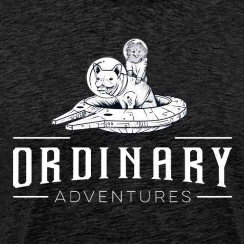 Ordinary Adventures - Men's Premium T-Shirt