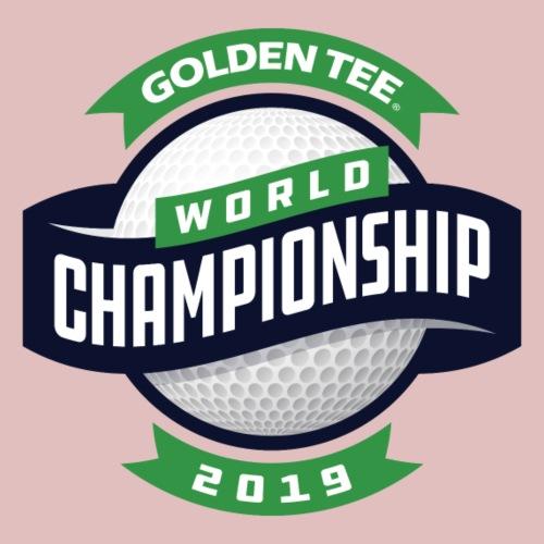 2019 World Championship - Men's Premium T-Shirt