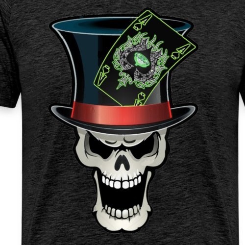 MAD HATTER - Men's Premium T-Shirt