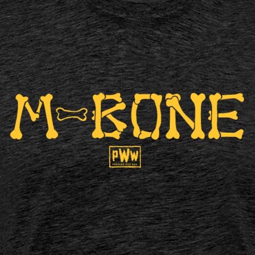 M-Bone - Men's Premium T-Shirt