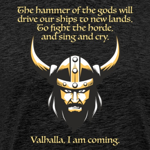 Hammer of the Gods - Men's Premium T-Shirt