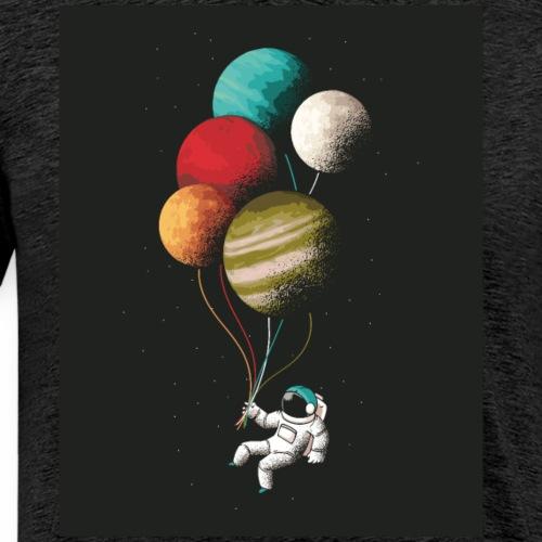 Space fly - Men's Premium T-Shirt