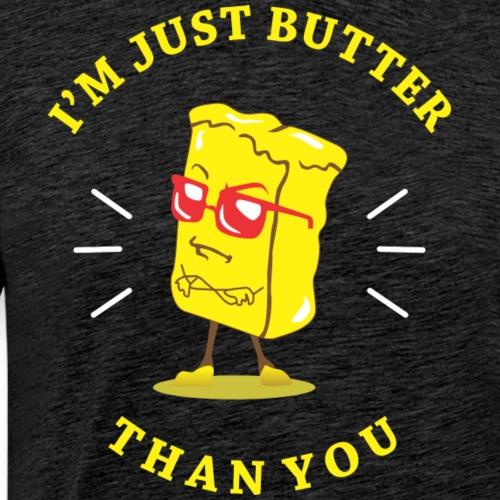 funny sayings - Men's Premium T-Shirt