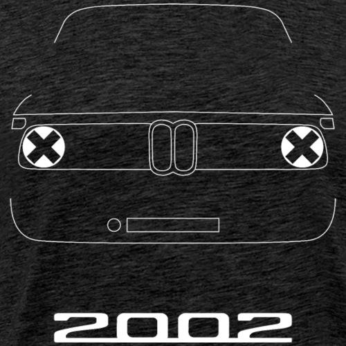 Car 2002 turbo - Men's Premium T-Shirt