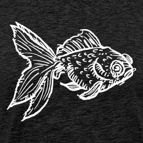 Goldfish - Men's Premium T-Shirt