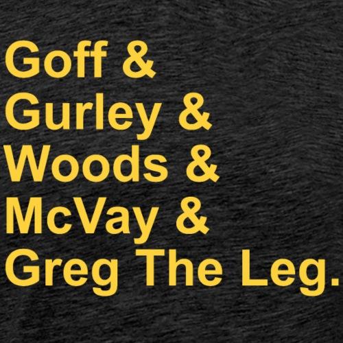 The Squad - Men's Premium T-Shirt