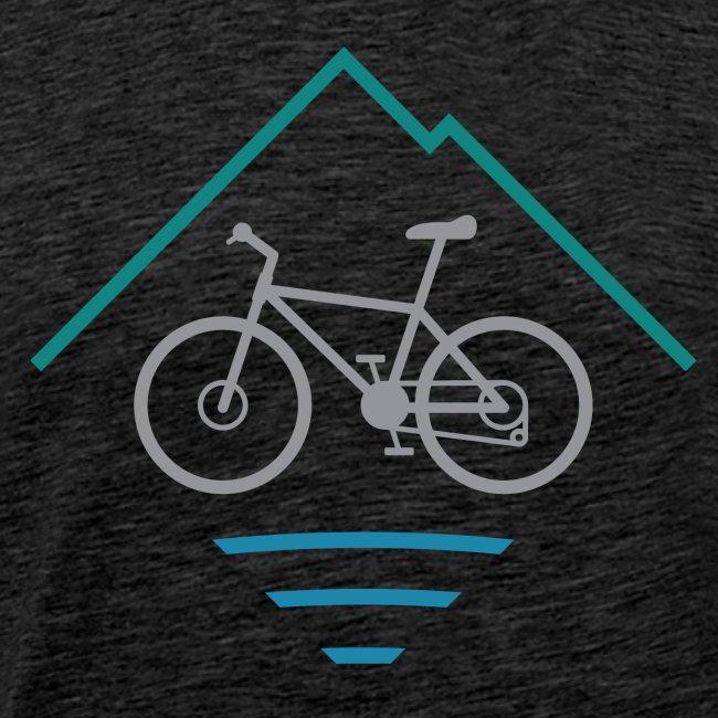 Outdoor Mountain Bike Logo