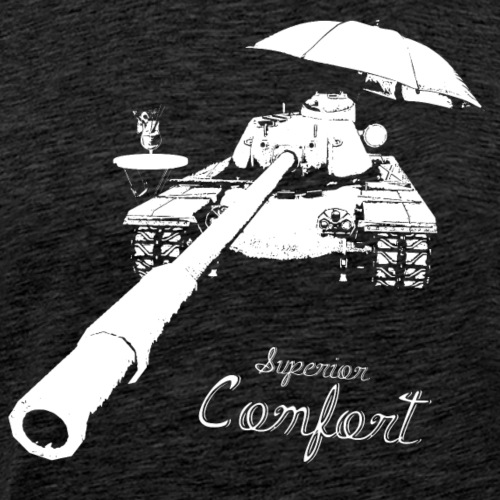 Superior Comfort - Men's Premium T-Shirt
