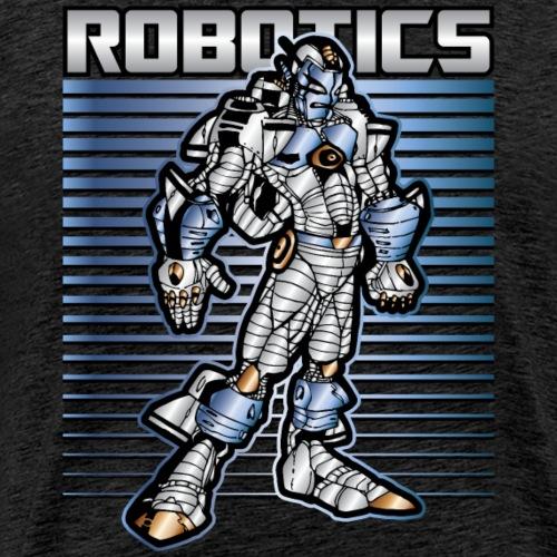 Robotic Guy - Men's Premium T-Shirt