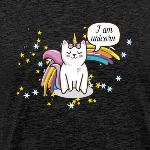 I Am Unicorn - Men's Premium T-Shirt