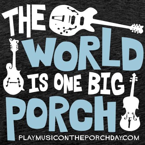 BIG_PORCH - Men's Premium T-Shirt