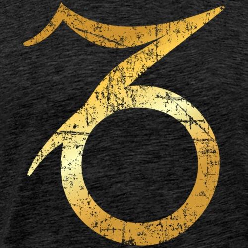 Zodiac Sign Capricorn – The Sign of Capricorn - Men's Premium T-Shirt