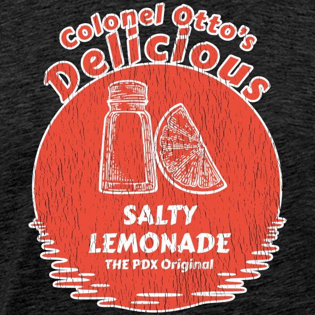 Salty Lemonade Vintage Red