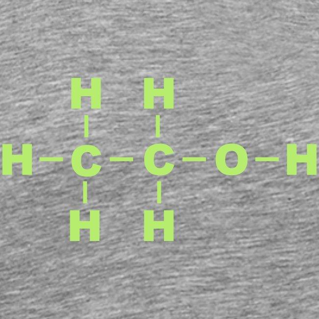 Alcohol Molecule