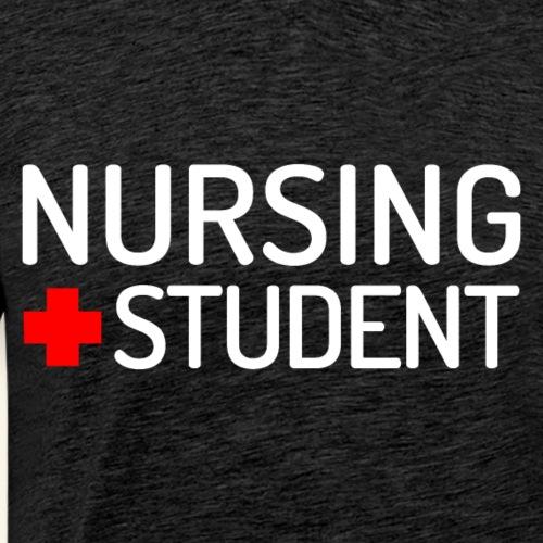 Nursing student - Men's Premium T-Shirt