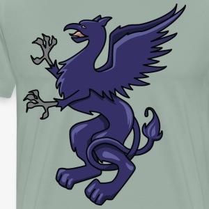 Griffin Crest - Men's Premium T-Shirt