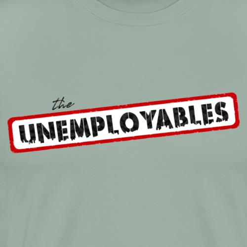 The Unemployables Logo - Men's Premium T-Shirt