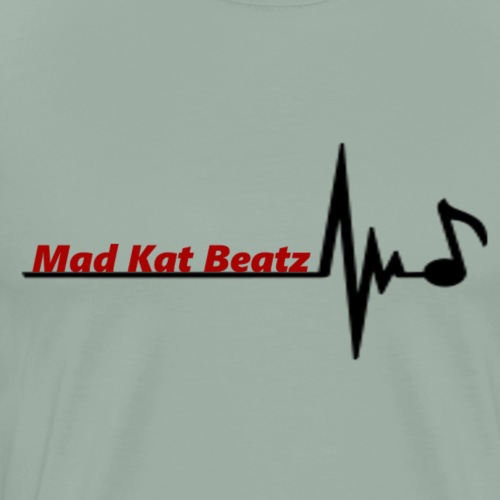 MadKatBeatz - Men's Premium T-Shirt