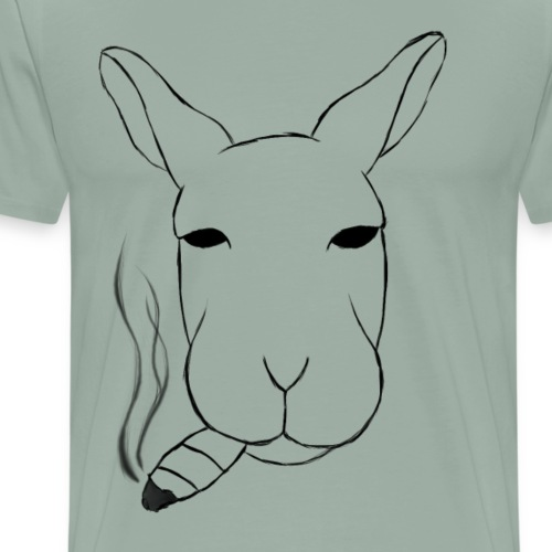 Smokey Roo - Men's Premium T-Shirt