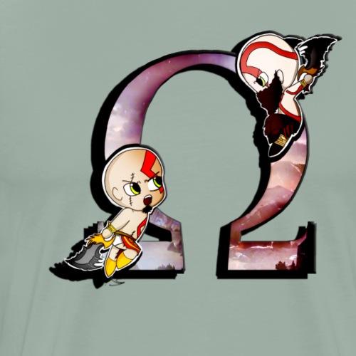 WAR OF GODS - Men's Premium T-Shirt