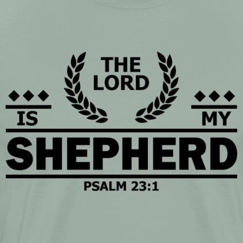 Religious Script Design - Men's Premium T-Shirt