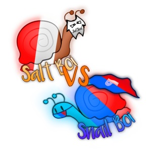 Salt Snail VS Magical Snail - Men's Premium T-Shirt