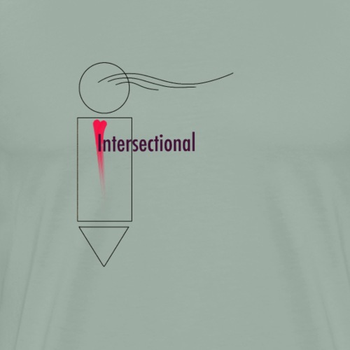 intersectional - Men's Premium T-Shirt