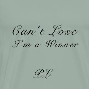 Parker Lewiz Cant Lose - Men's Premium T-Shirt