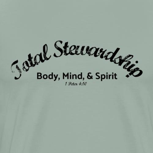 Total Stewardship - Men's Premium T-Shirt
