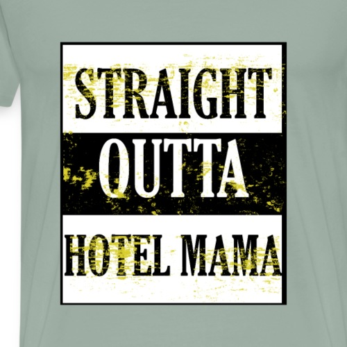 hotel mama - Men's Premium T-Shirt