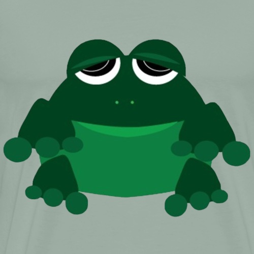 frog - Men's Premium T-Shirt