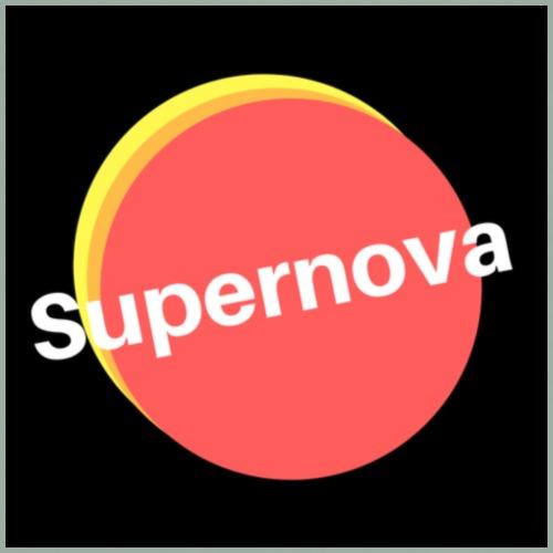 Supernova Logo - Men's Premium T-Shirt