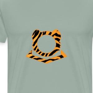 Omega Tiger - Men's Premium T-Shirt