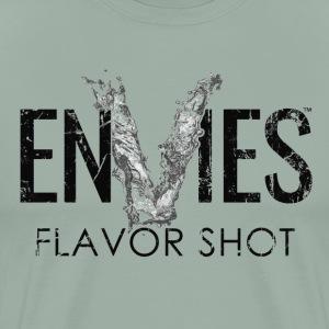 Fade Dark Monochrome - Men's Premium T-Shirt