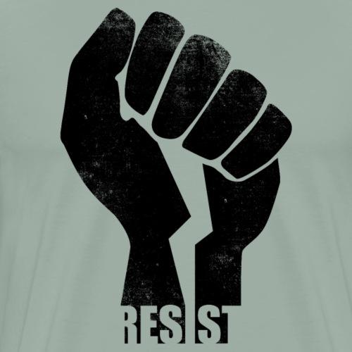 Resist Fist - Men's Premium T-Shirt