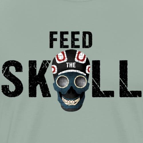 feedtheskull - Men's Premium T-Shirt