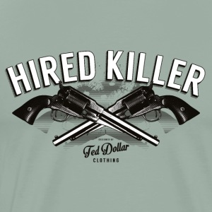 Hired Killer - Men's Premium T-Shirt