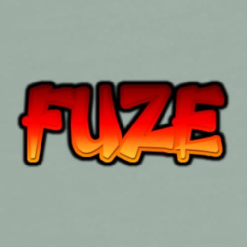 Fuze Letter - Men's Premium T-Shirt