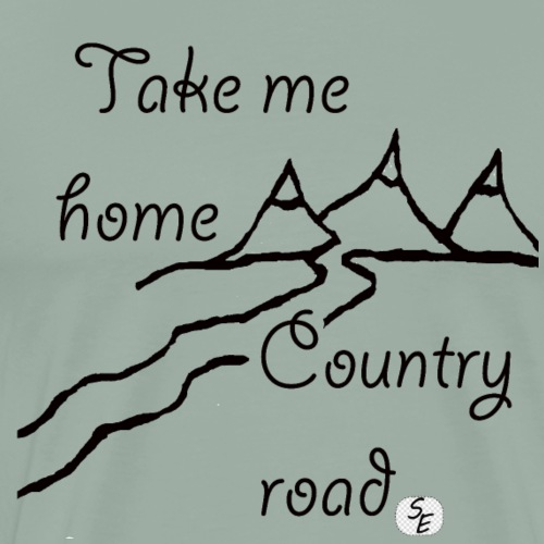 Take me home - Men's Premium T-Shirt