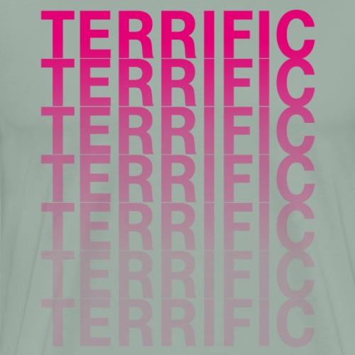 TERRIFIC - Men's Premium T-Shirt