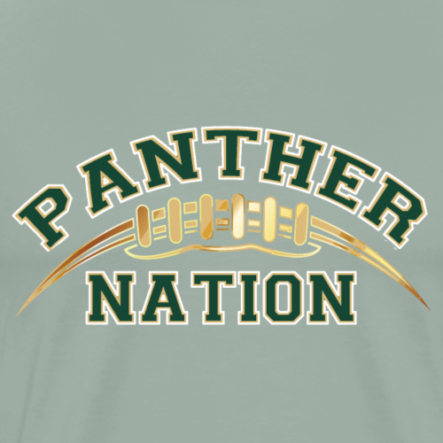Panther Nation - Men's Premium T-Shirt