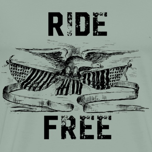 Ride Free - Men's Premium T-Shirt