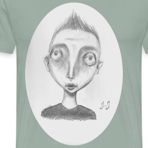 Insomniactor by Jessica J - Men's Premium T-Shirt