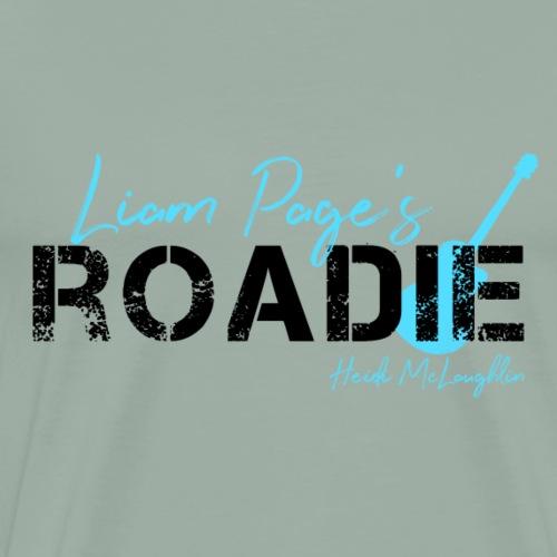 Liam Page's Roadie - Men's Premium T-Shirt