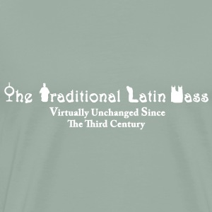 TRADITIONAL LATIN MASS - Men's Premium T-Shirt